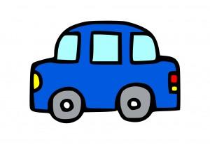 発達障害・自閉症育児のカンタン家庭療育 乗る車