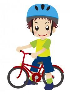 発達障害・自閉症のカンタン家庭療育 自転車