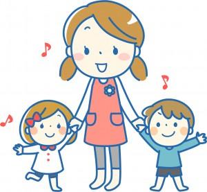 発達障害・自閉症のカンタン家庭療育 保育園