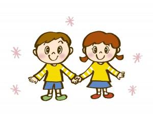 発達障害・自閉症のカンタン家庭療育 お友達との微笑ましい関係