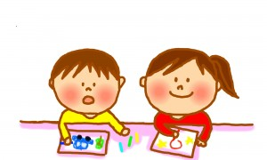 発達障害・自閉症のカンタン家庭療育 お絵かき