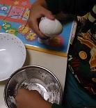 自閉症の息子4歳の食育