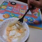 自閉症の息子4歳の食事