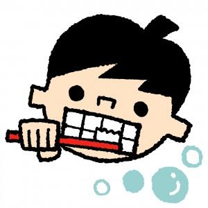 発達障害・自閉症育児のカンタン家庭療育 歯磨き