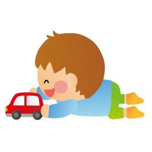 1歳前後の言葉の発達段階:音を発する