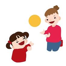 ボール遊び|澄川綾乃のカンタン家庭療育