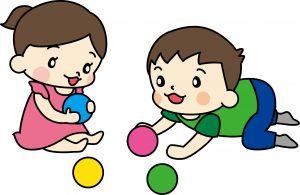 一緒に遊べない子には 子どもの遊びに寄り添う