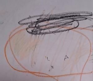 自閉症の子どもにお絵描きを教える お顔の絵を描こう
