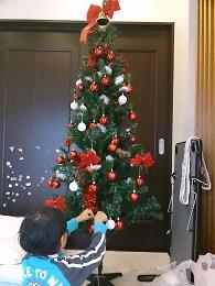 発達障害・自閉症のカンタン家庭療育 クリスマス