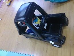 発達障害・自閉症のカンタン家庭療育 乗る車