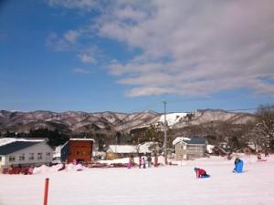 発達障害・自閉症のカンタン家庭療育 スキー場