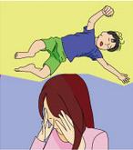 自閉症スペクトラムの1歳の頃、癇癪に悩まされる