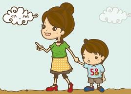 共同注視とは?指を差した方に顔を向けて見るようにするには 発達障害・自閉症の見てくれない子の練習