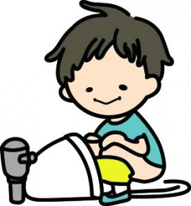 カンタン家庭療育 トイレトレーニングと言葉