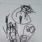 自閉症の息子4歳 興味のないお絵描きをさせるための工夫