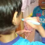 自閉症の息子5歳 身辺自立:自分で歯磨きをし始める