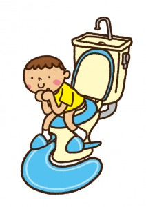 カンタン家庭療育 トイレトレーニング