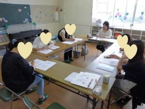 カンタン家庭療育 ひよし幼稚園で講座
