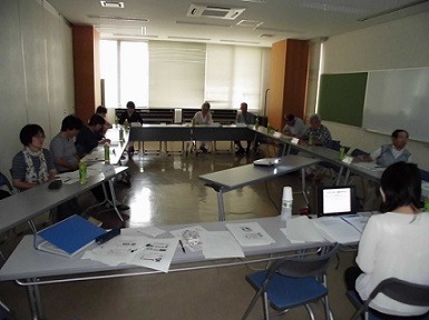 岐阜市社会福祉協議会のボランティア研修「発達に遅れのある子の接し方・教え方」