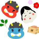 澄川綾乃のすくすく★親子スクール 鬼のお麺づくり