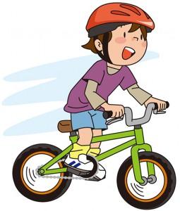補助輪を外して自転車に乗ろうの講座 澄川綾乃