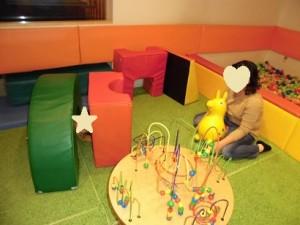 子育て講座ランチ会 自閉症で音声模倣を身に付ける2