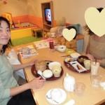子育て講座ランチ会 澄川綾乃 お絵かき