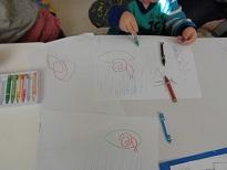 楽しく上達お絵描き カンタン家庭療育の子育て講座