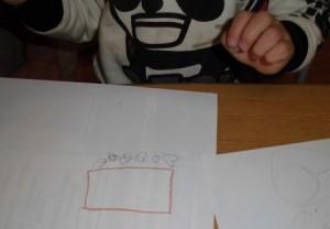 カンタン家庭療育の子育て講座 楽しく上達お絵描き