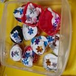 カンタン家庭療育 粘土でお菓子づくり
