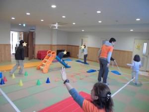 児童発達支援ケンリハスポーツキッズ上社さま