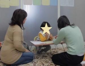 すくすく★おやこスクール 工作 澄川綾乃