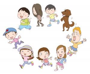 子ども同士の遊び