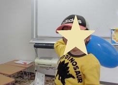 カンタン家庭療育のパーソナル療育プログラム多動性障害と自閉症3歳