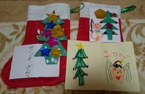 自閉症の息子のクリスマスのサンタへの手紙