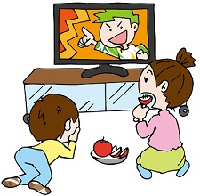 言葉の遅れはテレビの影響も|澄川綾乃のカンタン家庭療育