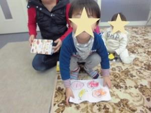 パーソナル療育プログラムで塗り絵|澄川綾乃のカンタン家庭療育