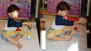 自閉症スペクトラムの息子1歳の並べる遊び|澄川綾乃のカンタン家庭療育