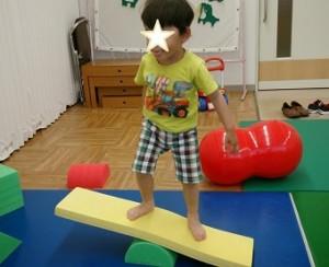 3歳の頃の自閉症スペクトラム・軽度知的障害の息子 長良病院の作業療法|澄川綾乃のカンタン家庭療育