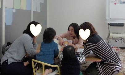 療育講座ランチ会で相談|澄川綾乃