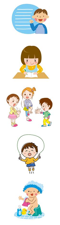 パーソナル療育プログラム:5歳の子の例|澄川綾乃のカンタン家庭療育