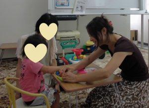 1歳のお子さんのパーソナル療育プログラムのご相談支援事例・お客様の声