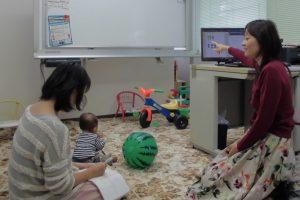言葉の遅れがある3歳の子のパーソナル療育プログラム