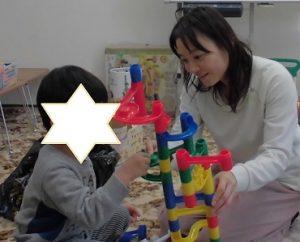 3歳入園前のこだわりが強い子「身辺自立と設定遊びが出来るように」パーソナル療育プログラム