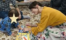 1歳の子もパーソナル療育プログラム