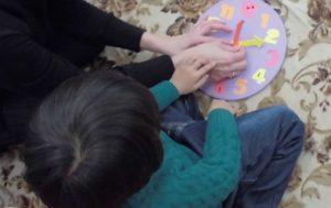 4歳 園の出来事とその理由を言えるように!言葉集中療育プログラム