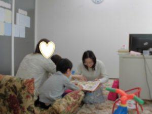 4歳:電話でも会話ができるように!言葉集中療育プログラム
