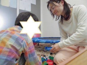 4歳:今日の出来事を親子で会話!パーソナル療育プログラム