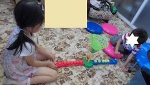 5歳自閉症 言葉が増え絵本の読み聞かせでも「なんで」の意味が分かり始めて・・・パーソナルプログラム