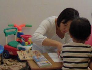 声も増えてママ・パパも言うように!2歳の子の家庭療育:パーソナルプログラム